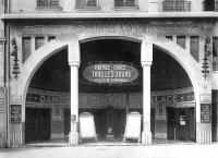 Danton Cinéma Palace (Paris) en 1920