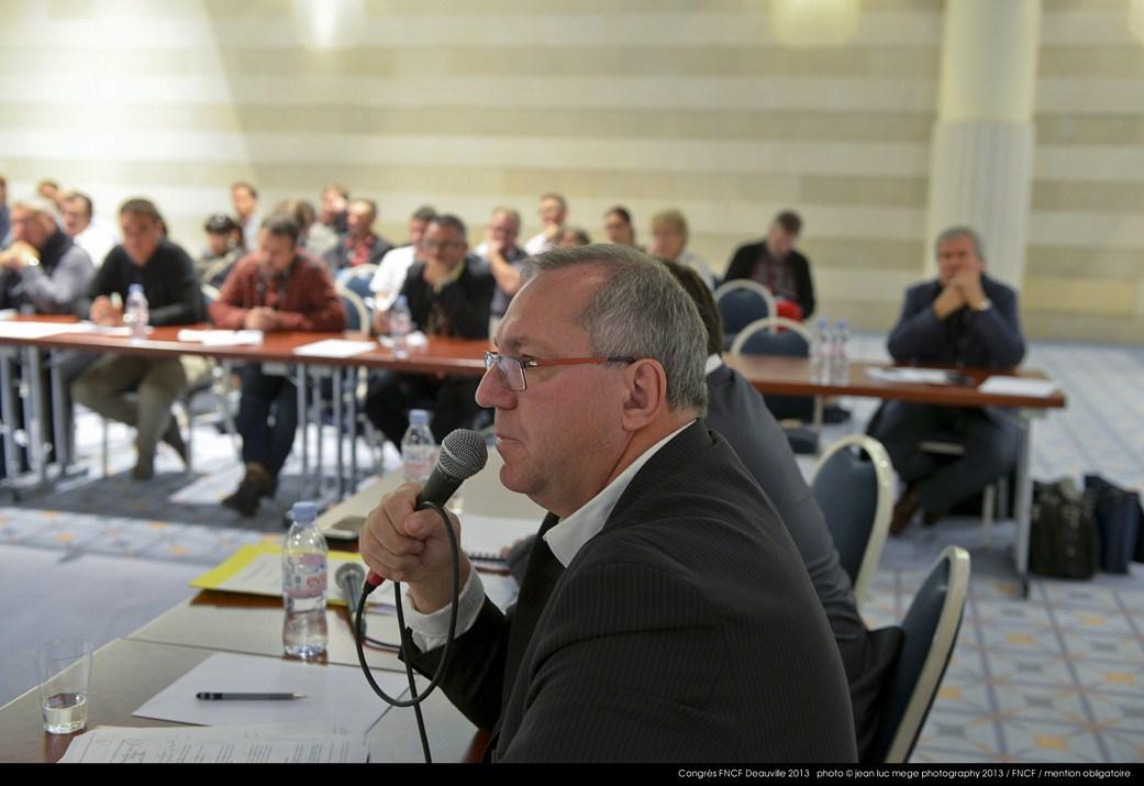 <strong>Francis Fourneau, Président de la Commission de branche de la petite exploitation</strong>