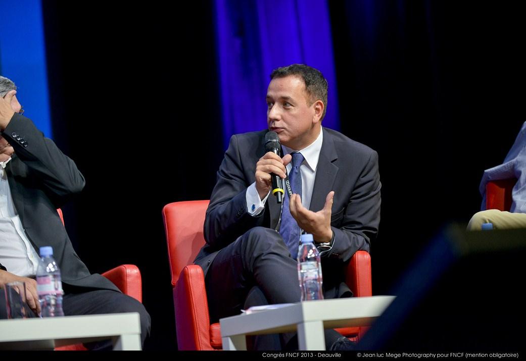 <strong>Emmanuel Ethis, Président de l&apos;Université d&apos;Avignon et des Pays de Vaucluse</strong>