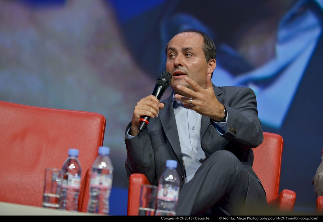 <strong>Yves Sutter, Président de la Commission de branche de la grande exploitation</strong>