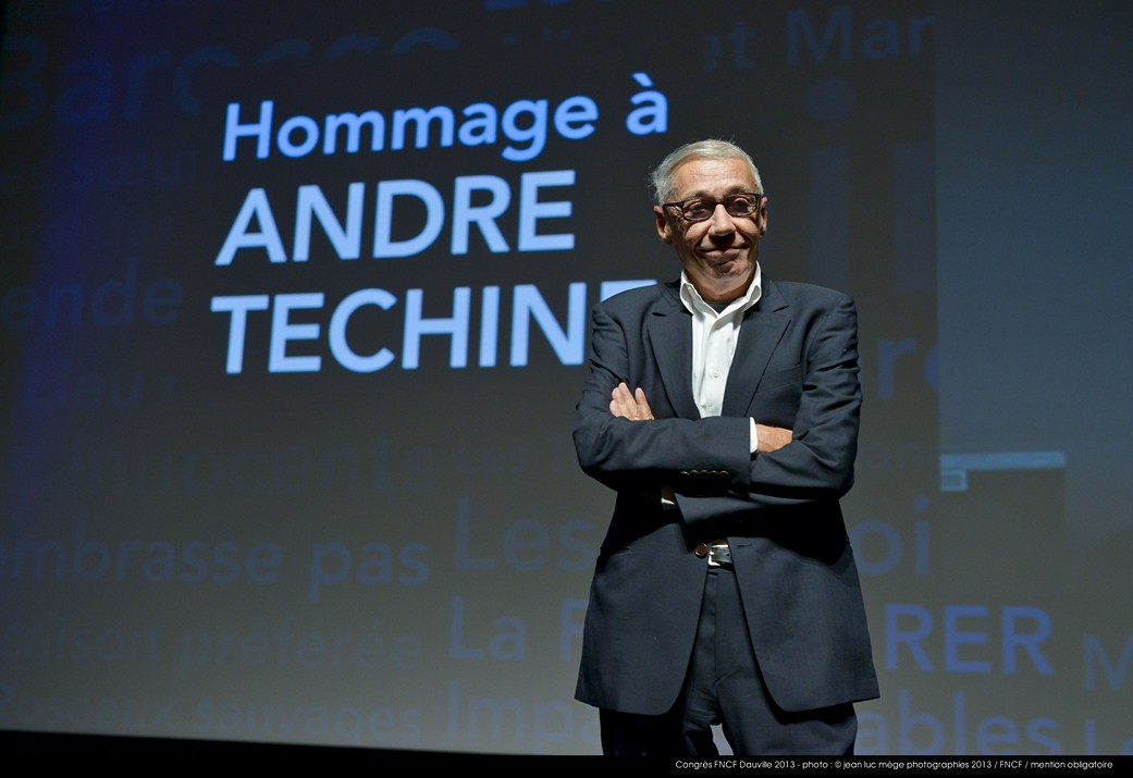 <strong>André Téchiné</strong>