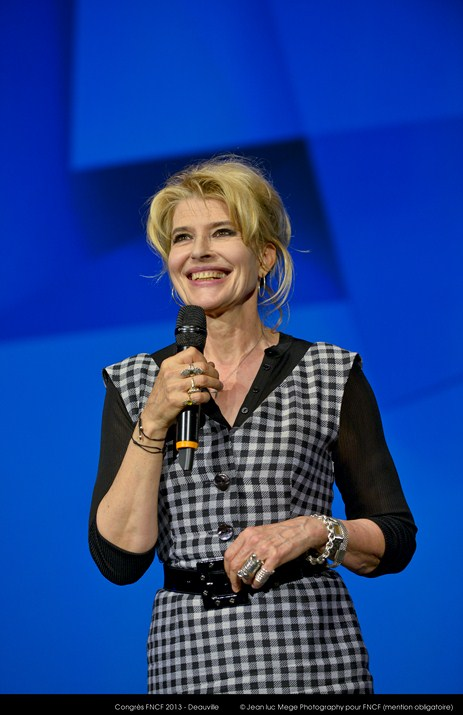 <strong>Fanny Ardant</strong><br/>