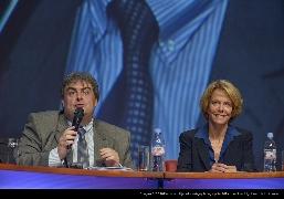 <strong>Richard Patry, Président de la FNCF, et Frédérique Bredin, Présidente du CNC</strong>
