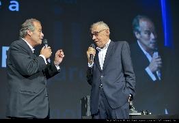 <strong>Jean-Pierre Lavoignat et André Téchiné</strong>