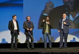 <strong>Guillaume de Tonquedec, Gabriel Julien Laferrière, Alain Attal et Olivier Snanoudj</strong>