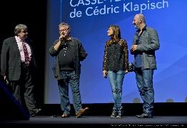 <strong>Avant-première de &apos;Casse-tête chinois&apos; de Cédric Klapisch</strong>