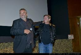 <strong>Avant-première de &apos;Malavita&apos; de Luc Besson</strong>