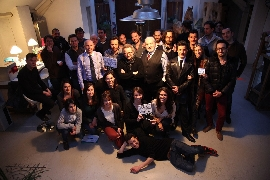 <strong>Toute l&apos;équipe de production</strong><br/>&copy; Autofocus prod - Aurélien Faidy
